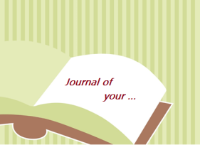 journal of your ...